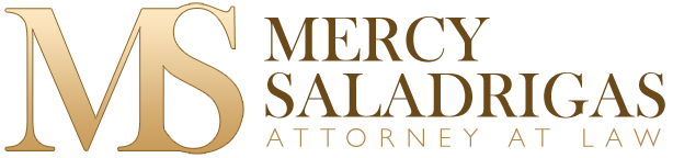Mercy Saladrigas - Attorney at Law, logo